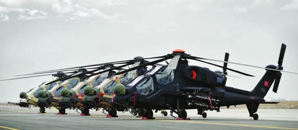 T-129 ATAK ile ilgili görsel sonucu