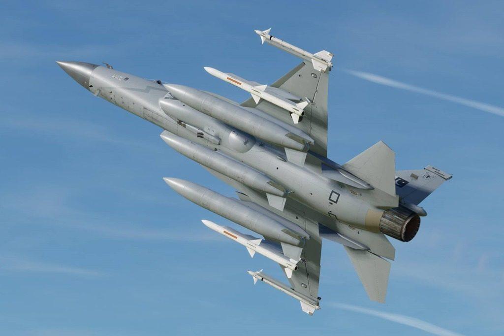JF-17 ile ilgili görsel sonucu