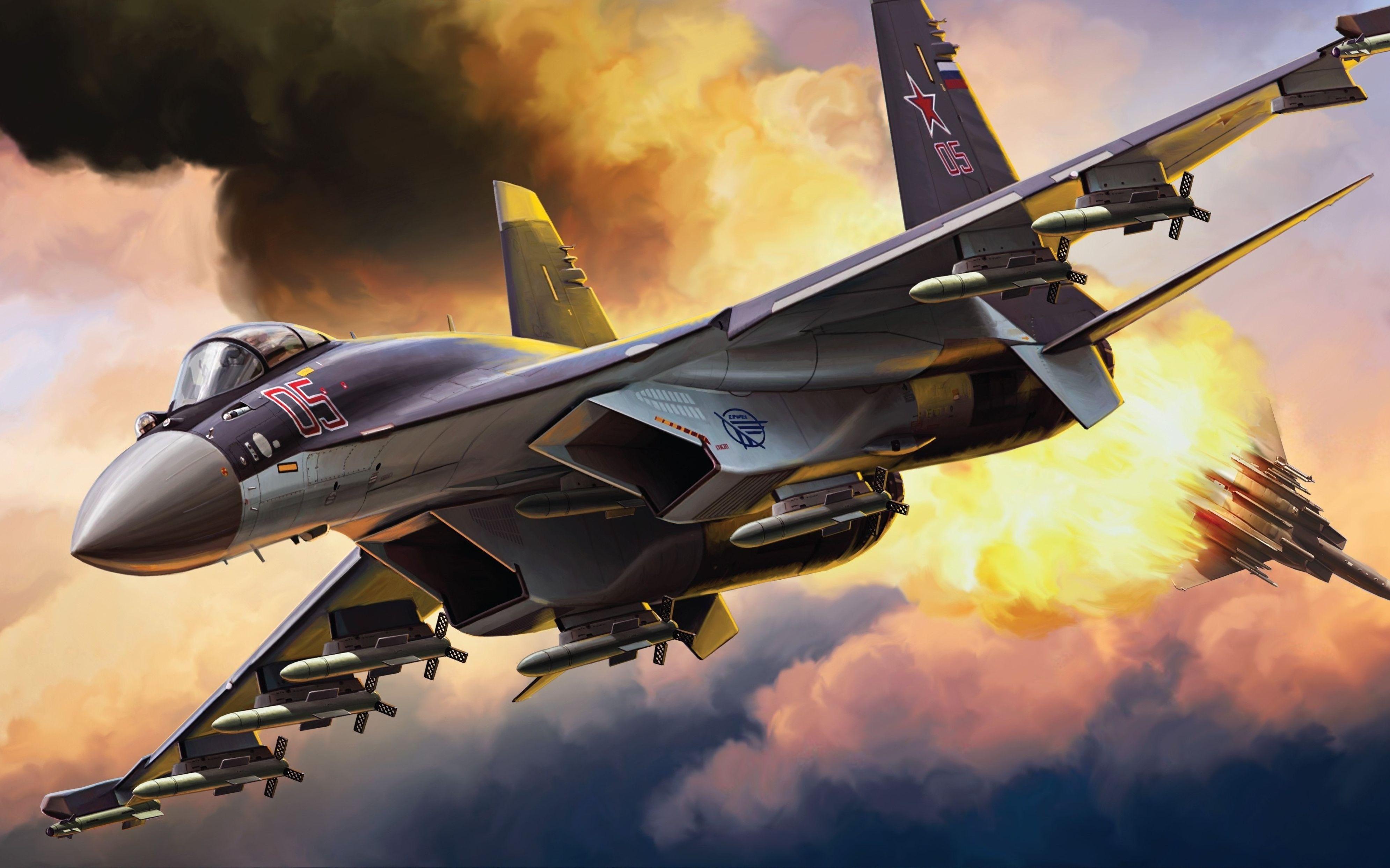 İsrail'den şimdi de Su-35 komplosu…