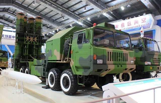 FD-2000 Hava Savunma Füze Sistemi